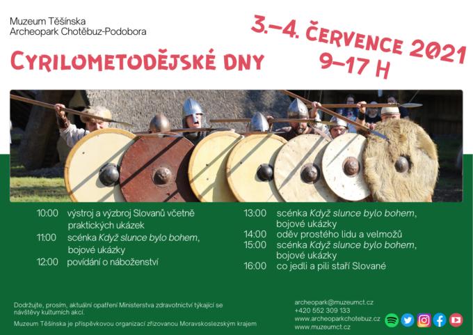 Cyrilometodějské dny