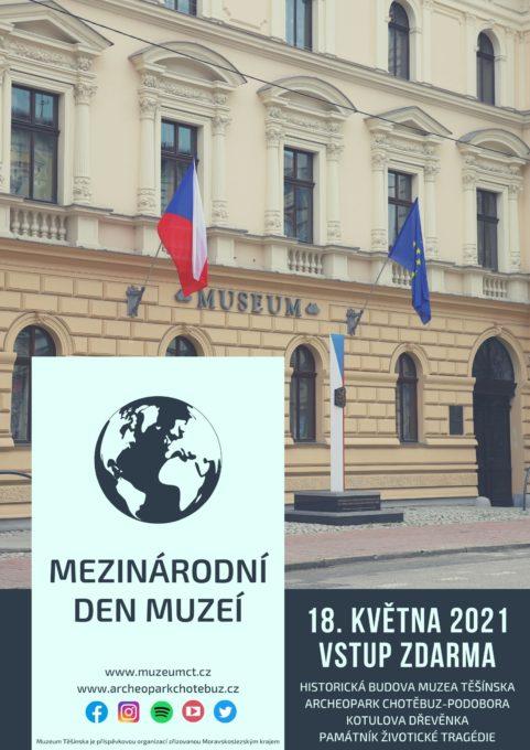 (Česky) Mezinárodní den muzeí